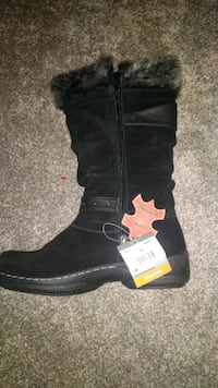 Leather boots Guelph, N1H 3A3