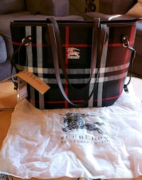 CLASSIC BURBERRY BAG Pleasant Hill, 94523