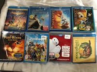 Disney's bluray DVD combo
