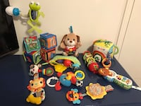 Baby toy lot - over $125 value for $40 obo Toronto, M1L 0C9