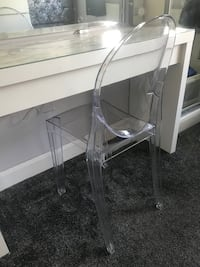 Acrylic ghost chair perfect condition  Derby, DE21 6LN