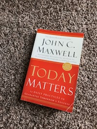 Today Matters Book Denton, 76205