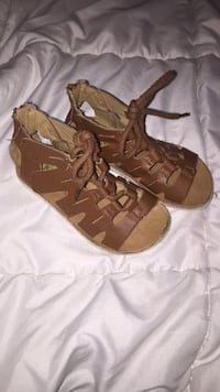 Size 7 toddler sandals  Nashua, 03060