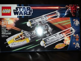 2012 LEGO 9495 Gold Leader's Y-wing Starfighter MISB