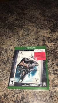 Batman return to arkam Xbox one Spruce Grove, T7X 4N2