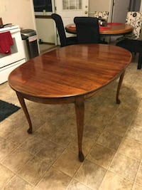 Antique Cherrywood Dining Table Midlothian, 23113