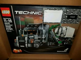 Lego Technic Mack Truck new and unopened Priced to sell