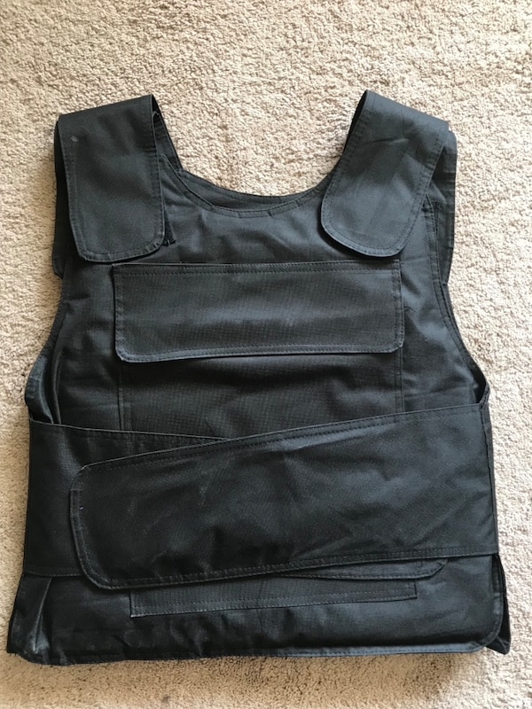 Security Guard Protection Vest