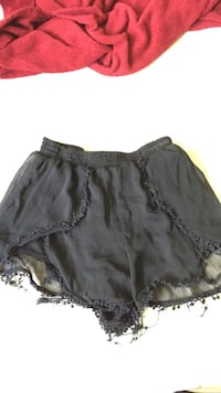 Black cute shorts Woodstock, N4S