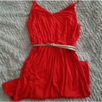 Old Navy strappy dress medium (red) Richardson, 75081