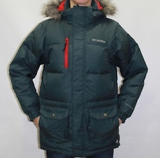 *NEW* Columbia Down coat for boys