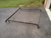 steel adjustable bed frame / single - Queen Montgomery Village, 20886