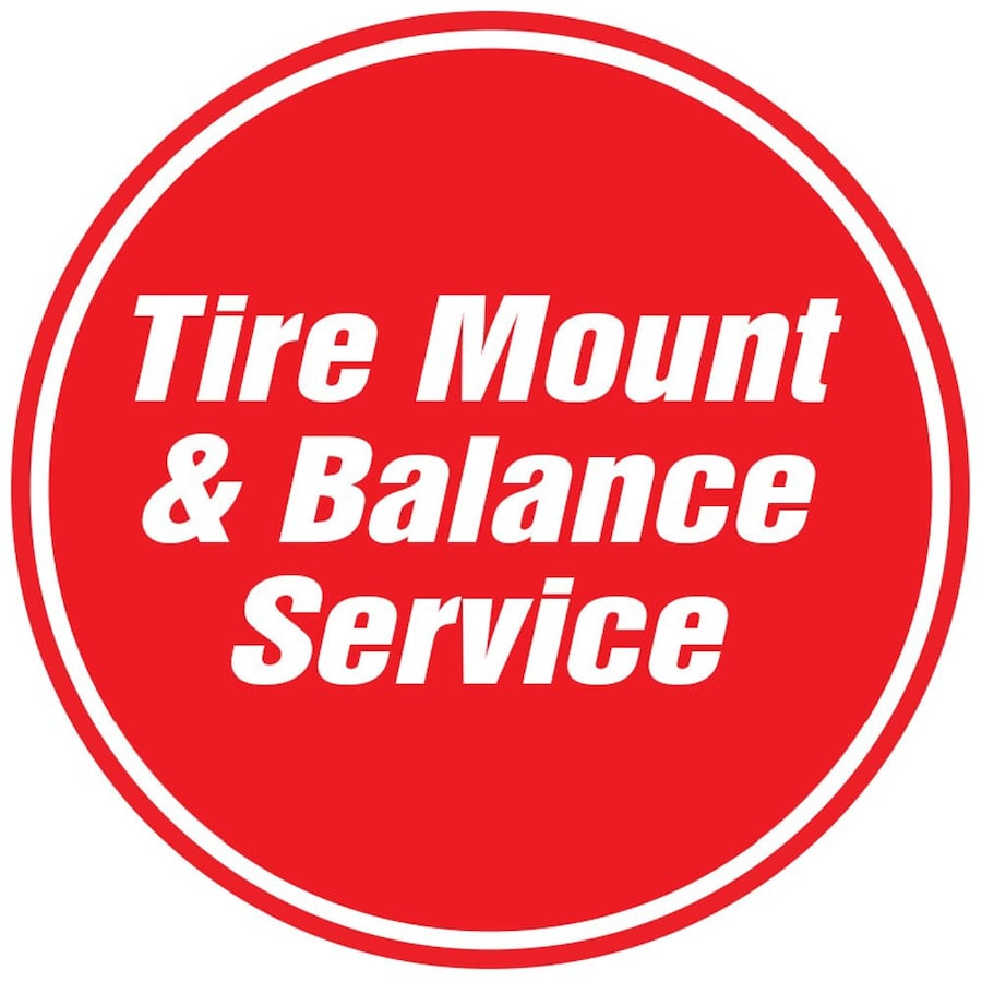 I can Mount and Balance your car / Truck / automotive Tires for less than a shop / garage !