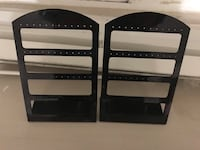 Brand new earring racks  Langley, V3A 9K3