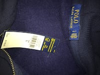 Blue and yellow polo sweater Mississauga, L5B 4A4