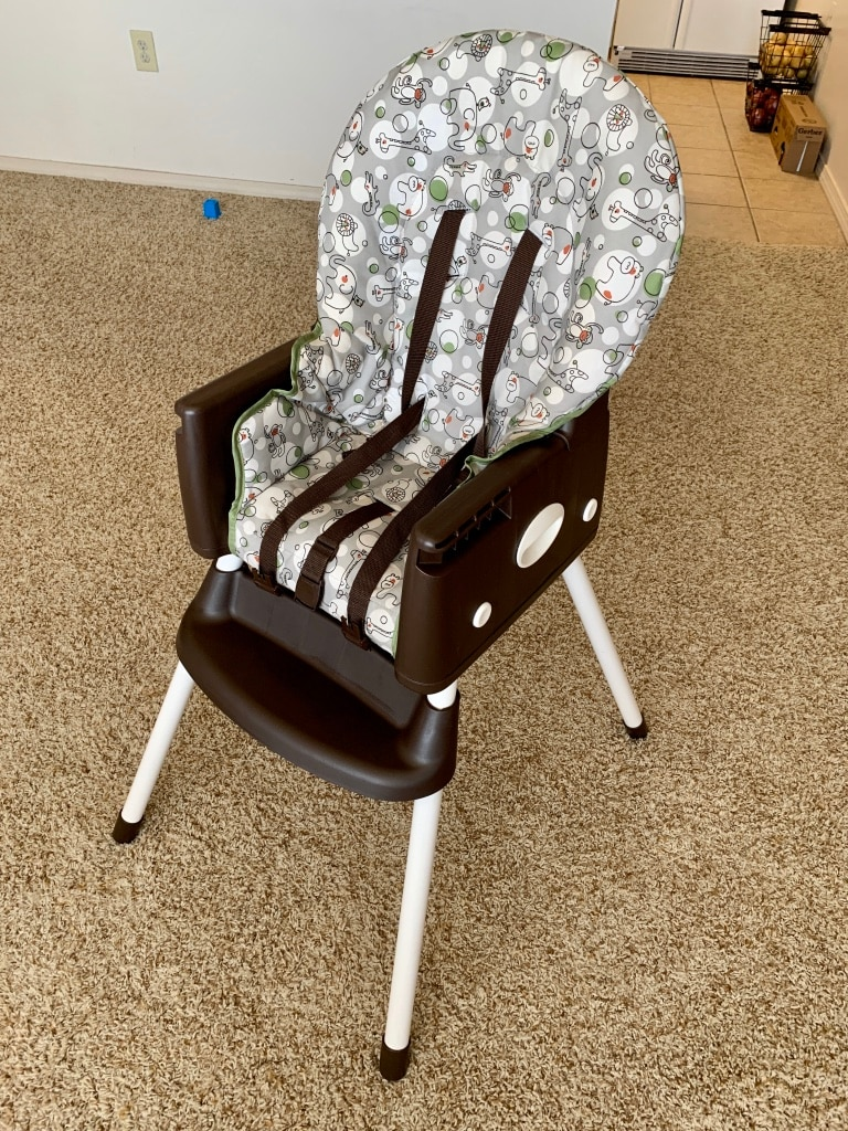 Photo Graco Simple Switch Portable High Chair
