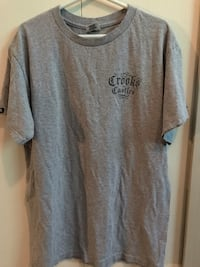 Crooks and Castles Grey Tee North Vancouver, V7G 1T5