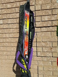 Youth or Adult skiis