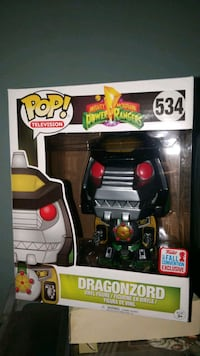 Funko Pop dragonzord