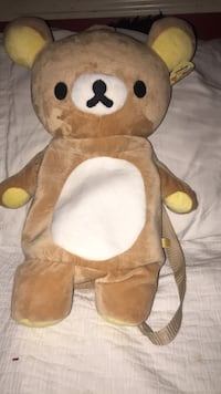Riiakkuma cafe bear backpack Calgary, T3L 3A3