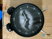 black and gray analog wall clock Toronto, M2L