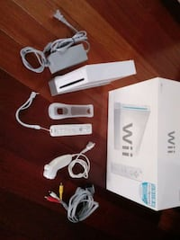 Wii console and more...