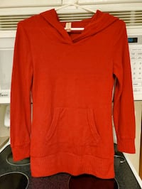 Womens super soft hoodie shirt Small