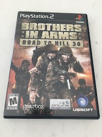 Brothers in Arms for PlayStation 2. Whitby