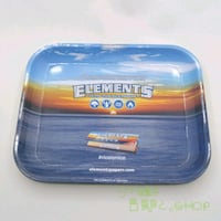 Large metal rolling tray designed by ELEMENTS   Montréal, H3H