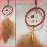 Hand-Made Dreamcatcher Tigers Eye Stone Mississauga, L4T 3N4