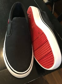 DC Trase Slip On. Brand new. Size 10 so men's.