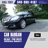 2008 INFINITI M35 Warrenton, 20186