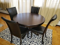 Dinning Room table and chairs Brampton, L6V 3E1