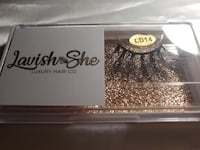 100% Human Hair Lashes 25 mm and 3d! Fayetteville