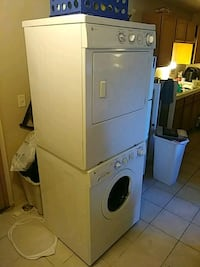 Washer and dryer. Stackable Council Bluffs, 51501