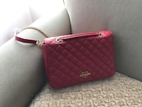 Love Moschino red quilted purse  Des Moines, 50310