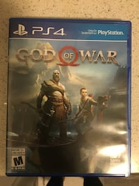 God of war ps4 Langley, V2Y 0J4