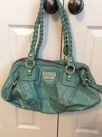 Women's turquoise Guess brand purse Evans, 30809