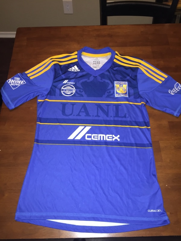 0a89bce7a82 Used Adidas tigres uanl jersey shirt for sale in Coppell - letgo
