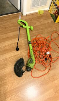 Cut grass machine with electric cable Falls Church, 22043