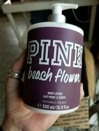 Pink beach flown body lotion Madison Heights, 48071
