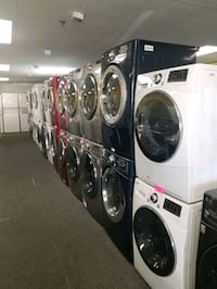 Front-load set washer and dryer price start at $499 Randallstown