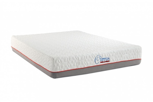 Cirrus Bob O Pedic Full Size Memory Foam Mattress