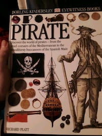 Book on pirates