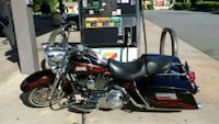 2007 Harley Road King touring motorcycle Stafford, 22556