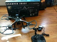 black and gray quadcopter drone with box Concord, 94519