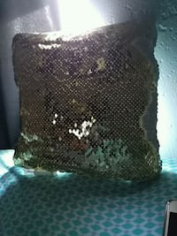 Color changing sequin pillows North Fort Myers, 33903
