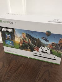 Brand new never opened Xbox One S Milton, L9E