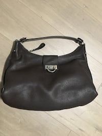 Salvatore Ferragamo Brown Hobo Bag New Tecumseth, L9R 0G4