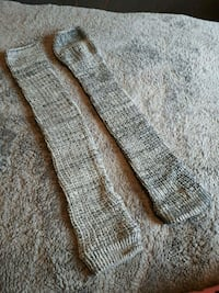 Gray Leg Warmers [NEED GONE ASAP]Only a Toonie $2 Toronto, M1K 2B2